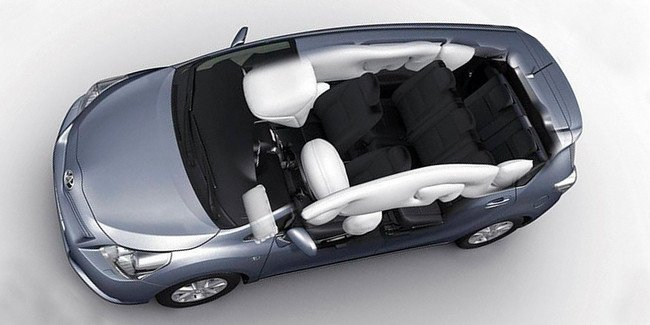 Airbags Toyota