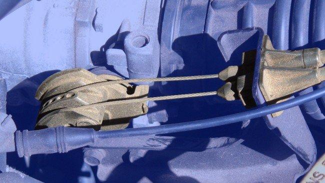 Pisa el freno (4): Transmisión de la fuerza