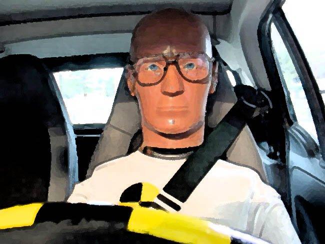 La vista es el sentido más importante a la hora de conducir