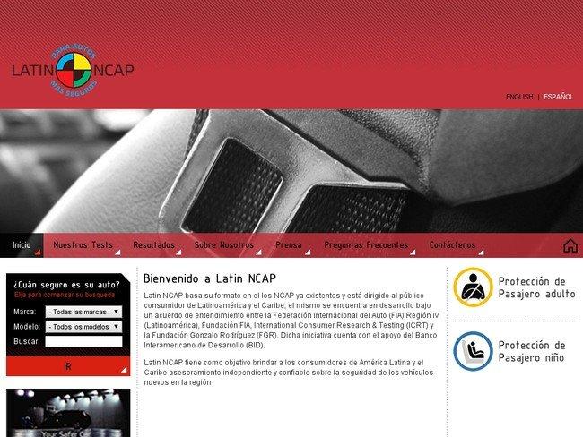 Latin NCAP, una apuesta por la seguridad vial en Centroamérica y Sudamérica