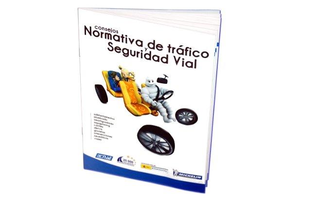 'Normativa de tráfico y Seguridad Vial', o cómo Michelin y CNAE fomentan la formación continuada