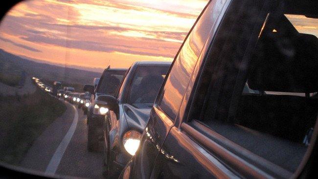 ¿Qué nos pone nerviosos al conducir?