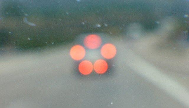 Luz de freno ¿delantera?