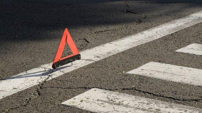 Triángulo para proteger la zona