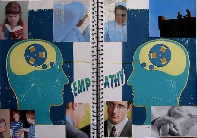 Collage sobre la empatía