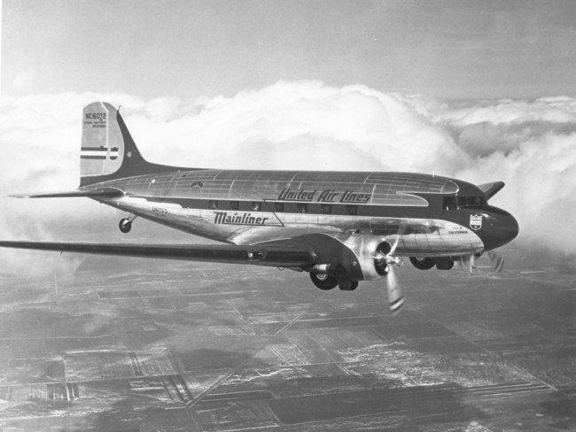 Alta velocidad, alta seguridad – el avión