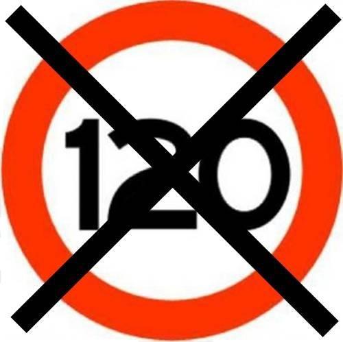 La velocidad máxima en autopista y autovía pasará a ser de 110km/h a partir del 7 de marzo