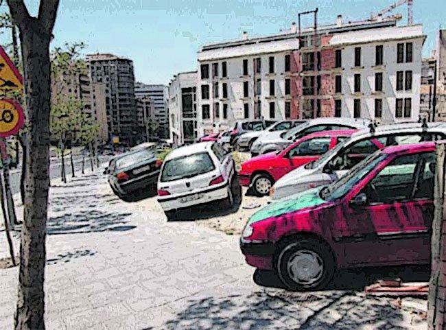 España cuenta con uno de los parques móviles más viejos de Europa