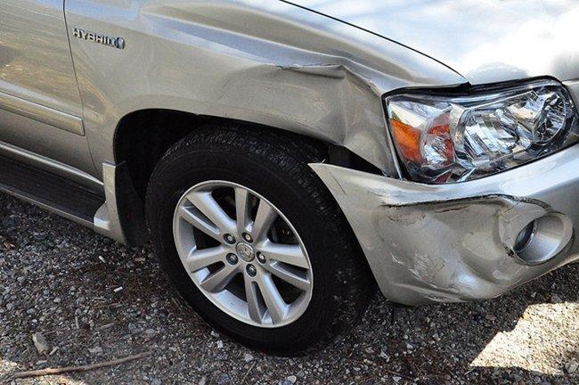 daños materiales