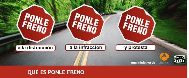 Premios 'Ponle Freno', la apuesta por la vida tiene recompensa
