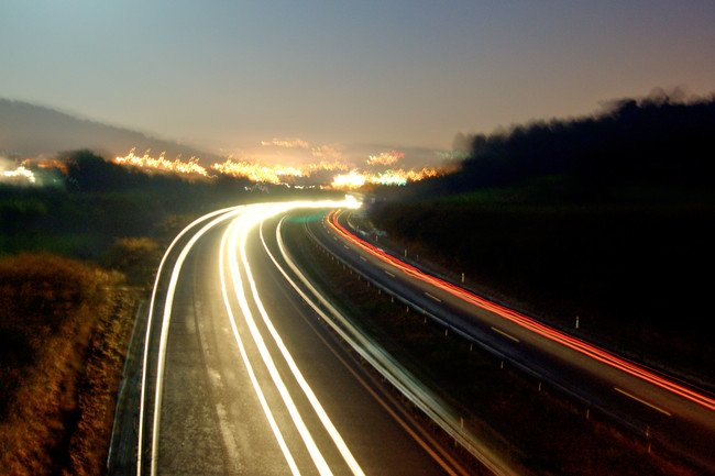 Las Autobahnen del sur están en Portugal
