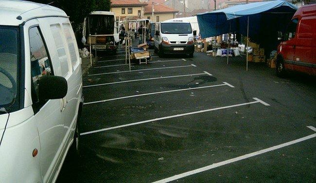 Sábado, día de mercado y de fiesta para la seguridad vial