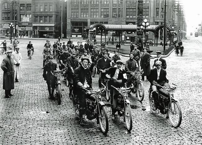 Resultados de la campaña de control de motocicletas. Un año después y seguimos igual