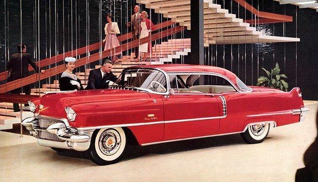 Cadillac Coupé De Ville (1956)