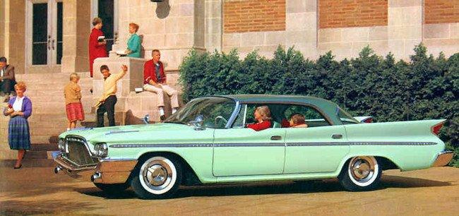 DeSoto Fireflite (1960)