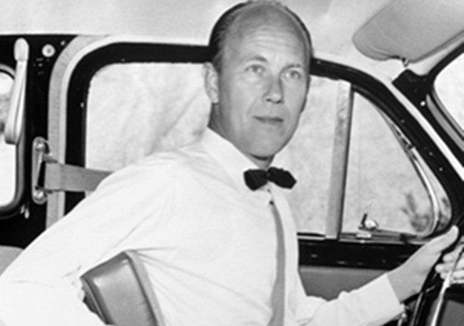 Nils Bohlin, ingeniero salvador de vidas