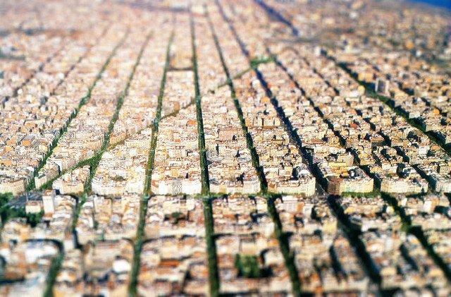 Ciudades diseñadas para…