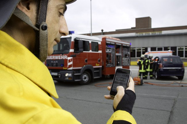 Los smartphone pueden ser muy útiles para emergencias