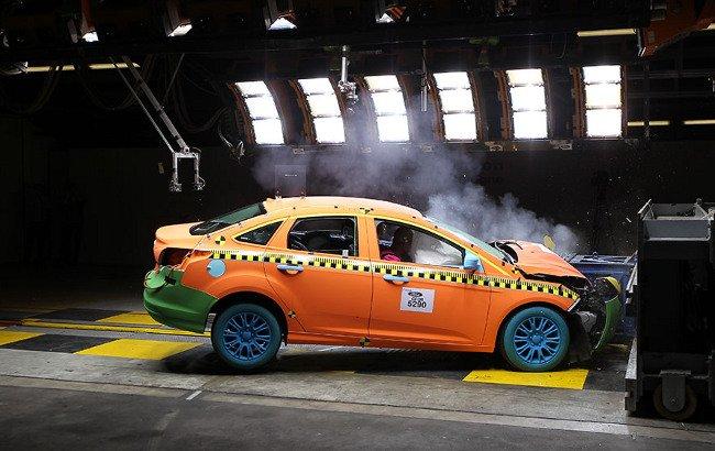 Cómo se realiza un crash test, así lo hemos vivido en el Centro de Investigación de Ford en Merkenich