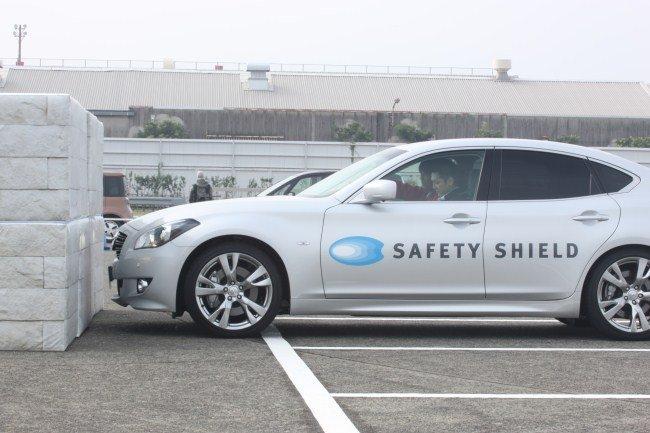 Nissan trabaja en nuevas tecnologías de seguridad