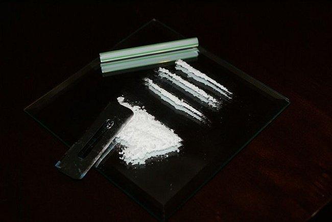 Cocaine Por Valerie Everett