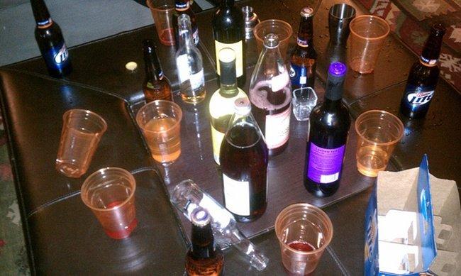 Alcohol poisoning Por stopalcoholdeaths