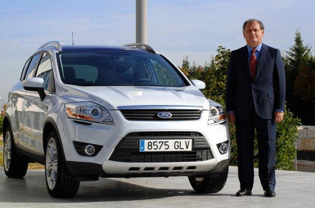 José Manuel Machado, presidente de Ford España
