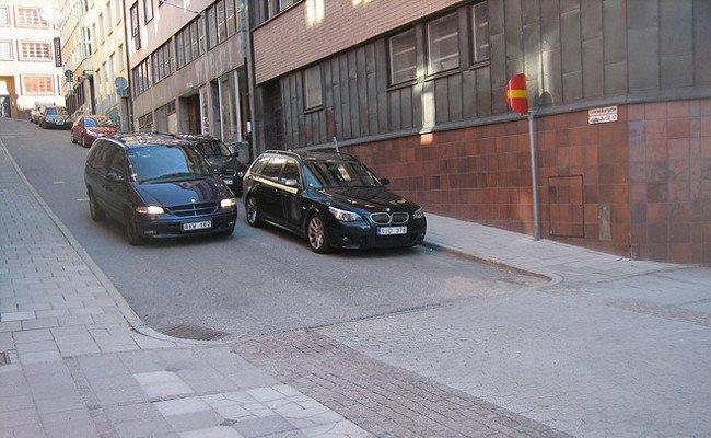 Suecia, donde los accidentes de tráfico… ocurren
