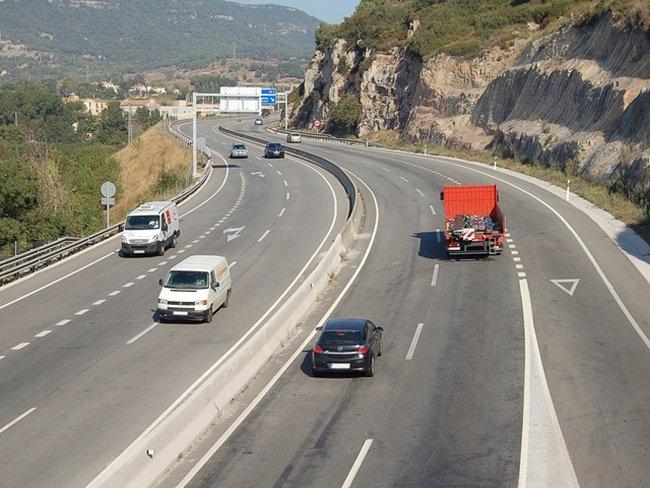 Existen 58 tramos de riesgo en las carreteras, según el último informe EuroRAP