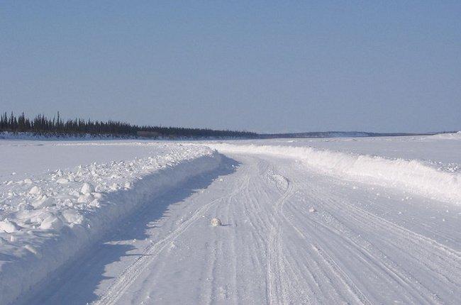 Conducir en invierno (2): con nieve y hielo