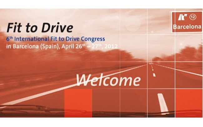 Barcelona acogerá el Congreso Internacional 'Fit to Drive'