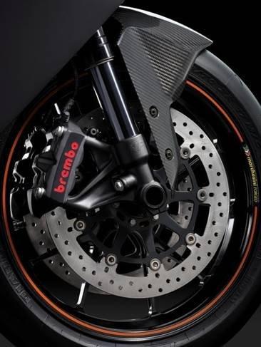 Tipos de frenos de disco para motos