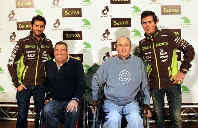Nico Terol y Héctor Faubel