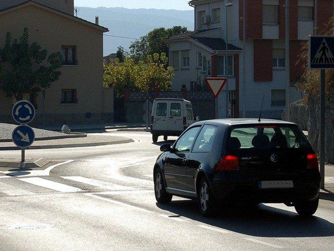 Circulación de vehículos