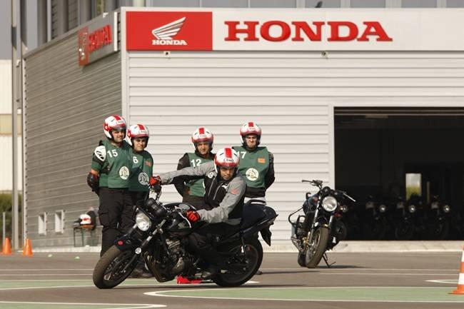 20 años de la Honda Escuela de Conducción