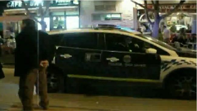 Policía de San Javier