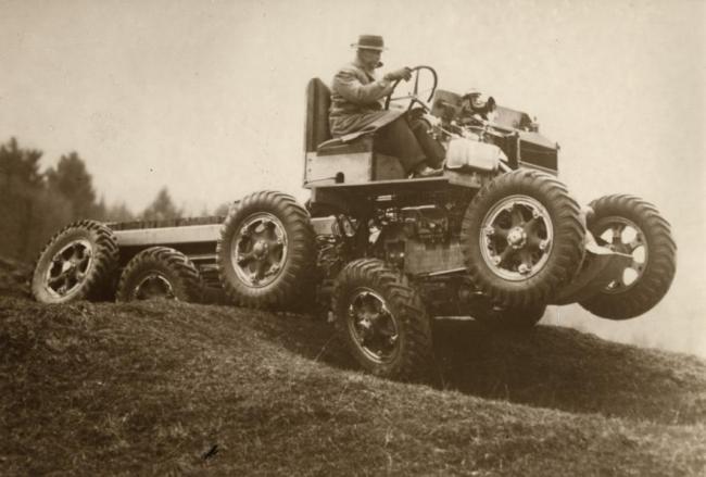 La innovación a principios del siglo XX