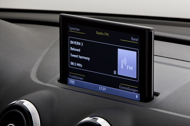Conectividad en el Audi A3