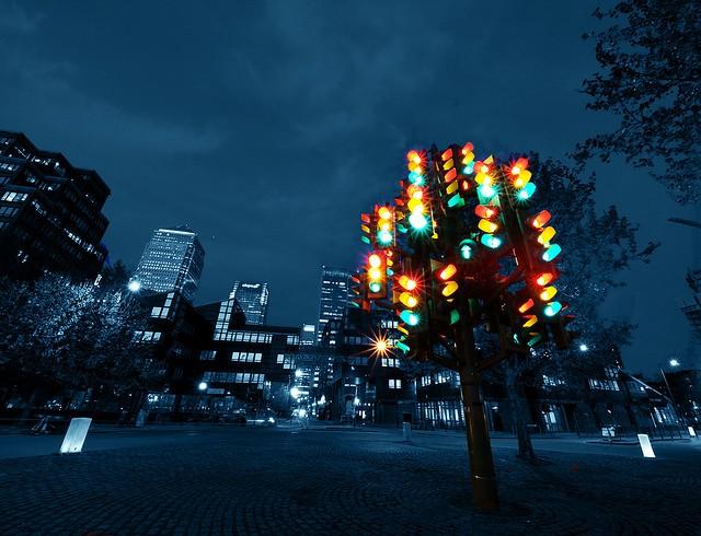 Sigue la 'Onda' (2): los semáforos no están en la onda