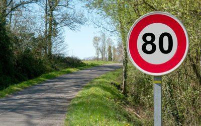 Francia vuelve a demostrar que la velocidad es clave: estos son los resultados de la limitación a 80 km/h