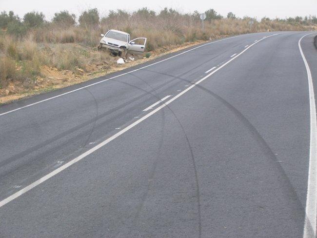 Los accidentes de tráfico: sus causas (2)