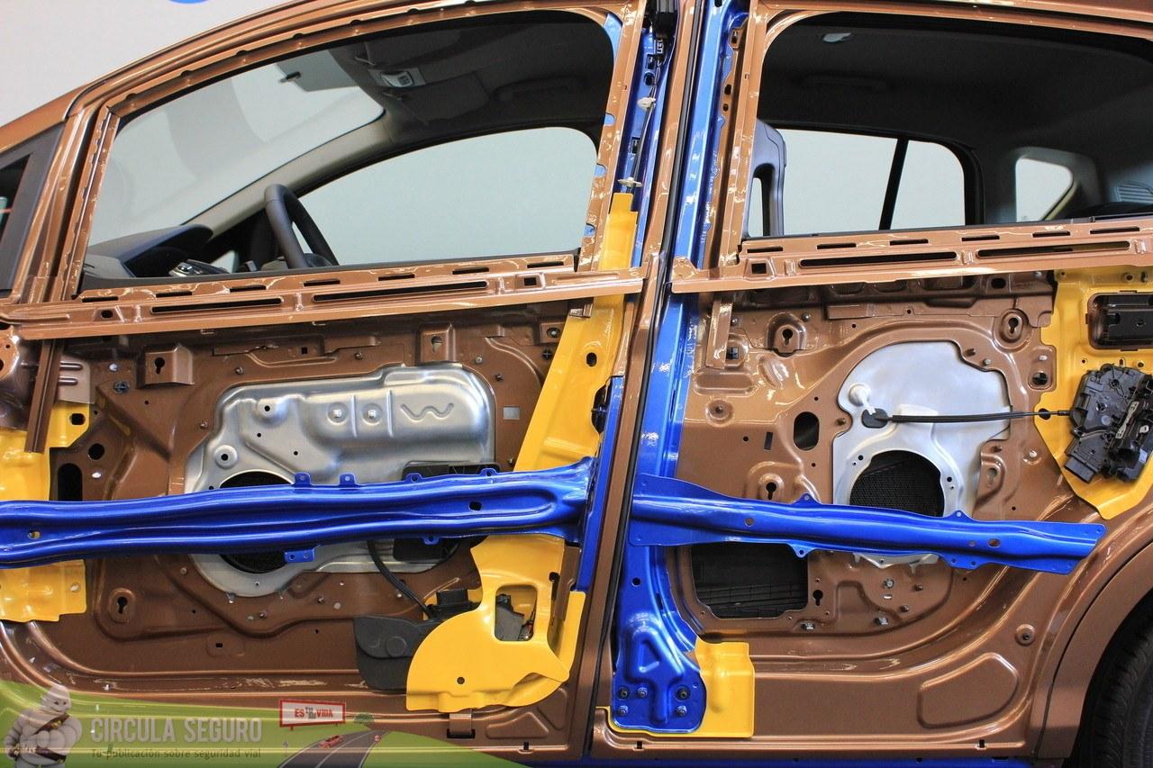 Puertas del Ford B-Max
