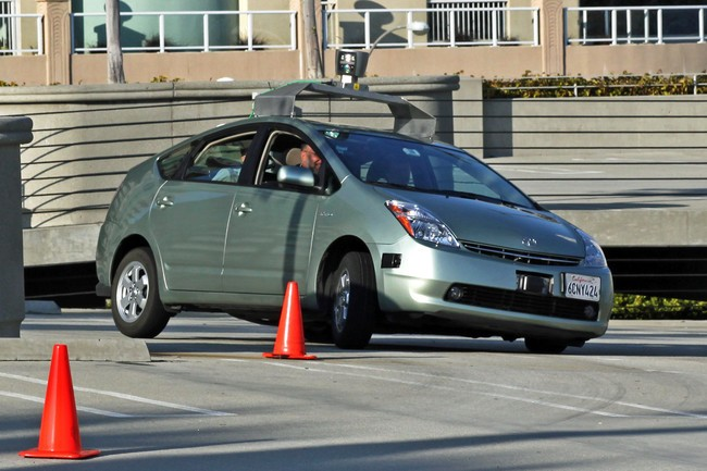 Conducción autónoma de Google