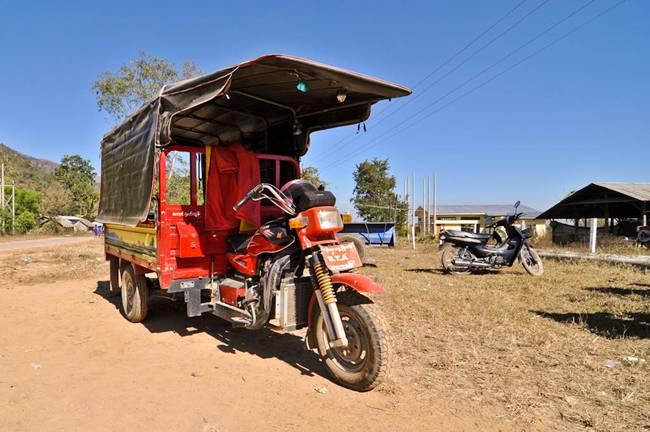 Mototaxi, la alternativa rápida al taxi convencional