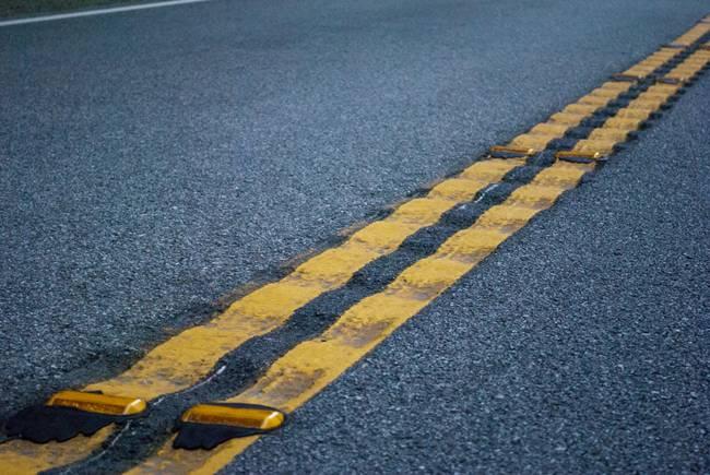 Inaugurada la carretera más segura para los motoristas en Montecorto, Málaga