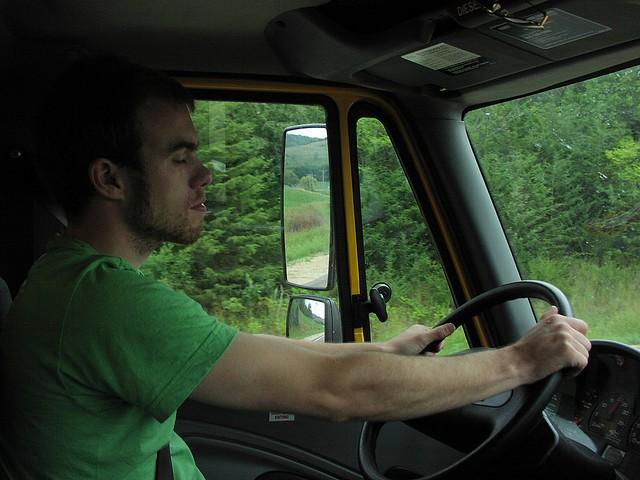 Somnoalert, detección de somnolencia al volante a través de una aplicación móvil