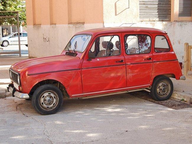 La antigüedad del vehículo influye en la seguridad vial