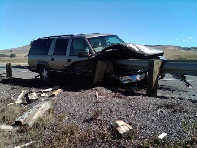 Fomento tendrá que indemnizar a un motorista que perdió un brazo y una pierna contra un guardarraíl
