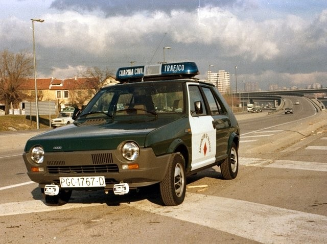 Seat Ritmo Guardia Civil