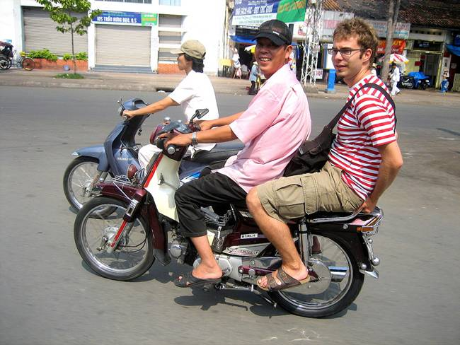 Protecciones de moto